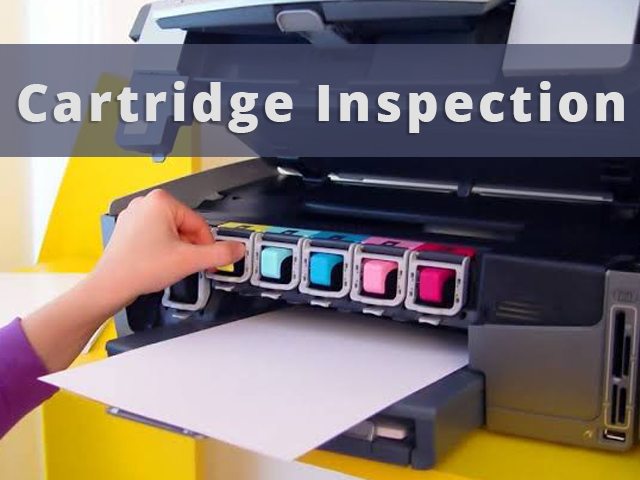 Cartridge Inspection
